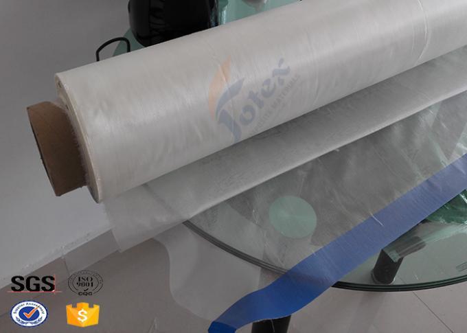 Plain Weave Lightweight Thin Fiberglass Cloth Roll 2 Ounce Glass Fibre Fabric