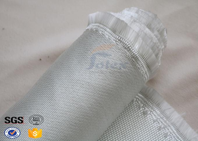 High Temperature Resistant Fiberglass Fabric Cloth for Fireproof Material