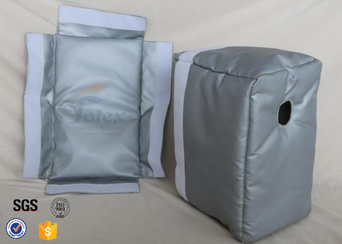 25mm actuator thermal insulation covers fire retardant for Fire resistant fiberglass insulation