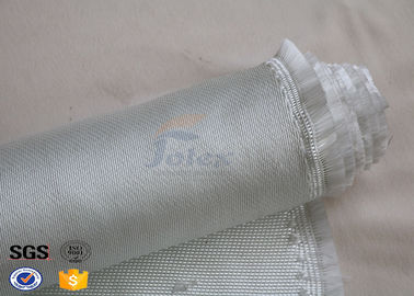 China High Temperature Resistant Fiberglass Fabric Cloth for Fireproof Material supplier