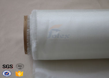 China 4Oz Conformable White / Transparent Fiberglass Cloth For General supplier