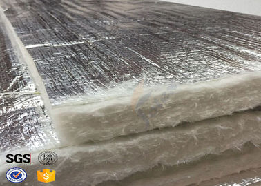 China E - Glass Fiber Glass Matting Heat Insulation Mat For Heat Insulation Jacket supplier