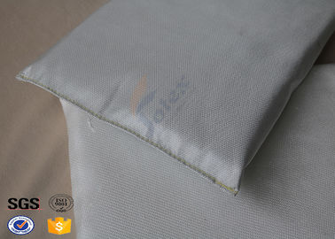 China Automotive Silicone Fabric with Fiberglass Needle Mat Heat Resistant supplier