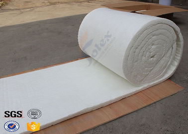 China 25mm High Silica Glass Fiber Mat for Engineered Thermal Insulation Barriers supplier