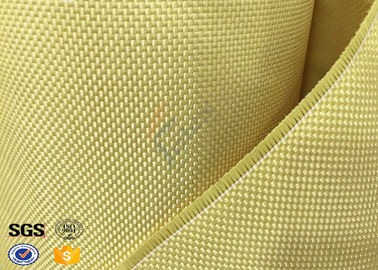 China Anti-static Fire Retardant 100 % Kevlar Clothing Fabric To Protective Clothing supplier
