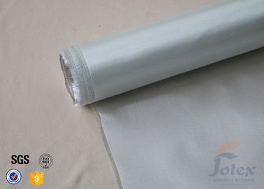 "China 6oz 31.5"" E - Glass Fiberglass Fabric Surfboard Glass Fibre Cloth Transparent White supplier"