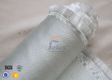 China Heat Resistant Satin Weave E Glass Fiberglass Fabric 3784 850g High Strength supplier