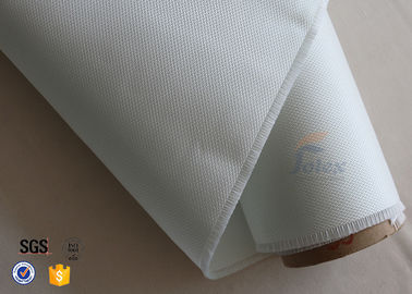 China 3732 0.4mm Satin Cross Twill E Glass Fiber Glass Cloth For Fire Blanket supplier
