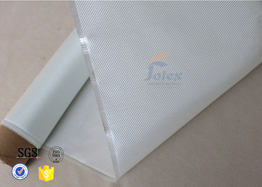 China 6oz Surfboard Fiberglass Fabric / 0.2mm Twill Weave Glass Fiber Cloth supplier