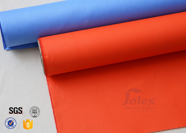 China 7628 0.25mm Plain Acrylic Coated Fibreglass Fabric thermal insulation blankets supplier