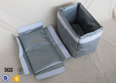 25mm Thermal Insulation Covers , Good Heat Insulator Materials JT8430TIJ-30 Gray Color