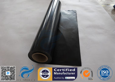 China Non Toxic PTFE Coated Fiberglass Fabric High Dielectric Strength supplier