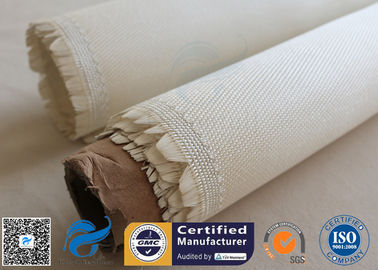 China 600g Break Twill Satin Fiberglass High Silica Fabric For Fire Welding Blanket supplier