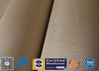 China 1200G High Silica  Cloth Fabric 1.3mm Satin Weave Fiberglass Cloth For Fire Blanket supplier