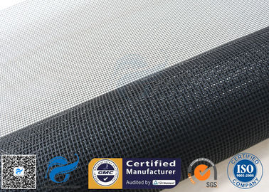 China 260℃ PTFE Coated Fiberglass Fabric Black 17OZ UV Conveyor Dryer Belt supplier