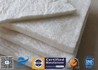 China E Glass High Silica Fiberglass Needle Mat 1100℃ 20mm For Industrial Filtration supplier