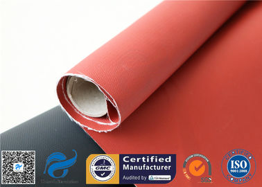 China Recycle Silicone Impregnated Fiberglass Cloth For Heat Protection Fireproof Covers supplier