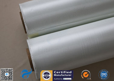 "China 6522 4oz Surfboard Fibreglass Cloth , E - Glass Plain 27"" Glass Fiber Cloth supplier"