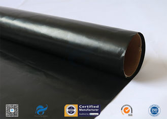 China High Strength PTFE Coated Fiberglass Fabric Heat Resistant For BBQ supplier
