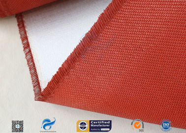 China 1000GSM Silicone Coated Fiberglass Fabric For Electrical Insulation Fire Blanket supplier