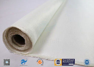 China E Glass 1.3mm High Silica Cloth Fiberglass Fabric Heat Resistant Fireproof supplier