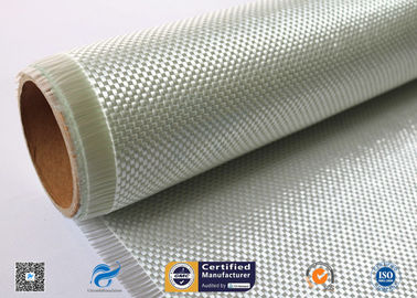 China 400g Plain Weaven Woven Roving Fiberglass Fabric For Automotive Parts supplier