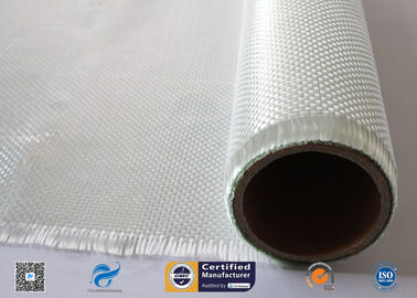 China 550℃ Alkali Free Fiberglass Woven Roving Fabric Insulation Materials supplier