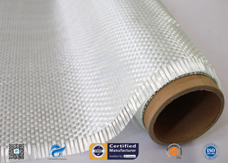China Heat Insulation Woven Roving Fiberglass Fabric For Robot Processes supplier