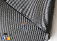 China 3K 200GSM Thermal Insulation Materials Twill Carbon Fiber Fabric Decoration factory