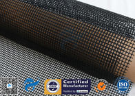 China PTFE Coated Fiberglass Mesh Fabric 580GSM 4X4MM Industrial Dryer Conveyor Belt factory