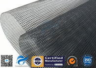 China PTFE Coated Fiberglass Fabric 4X4MM Black Heat Tunnel Conveyor Belt factory