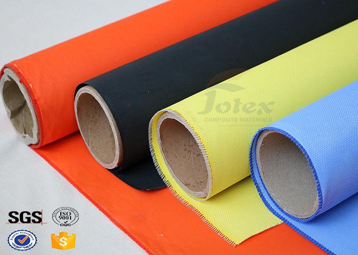 Fireblanket Fiberglass Silicone Coated Fiberglass Fabric