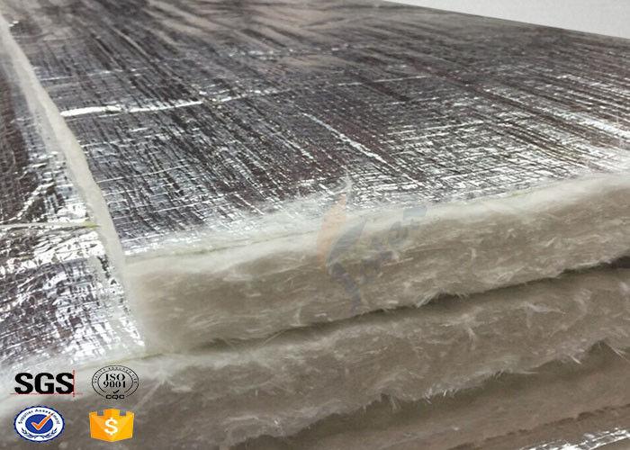 E glass fiber glass matting heat insulation mat for heat for Glass wool insulation