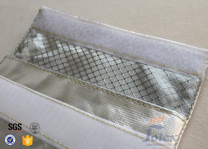 Silicone Coated Fiberglass Fabric Inside Small Fireproof
