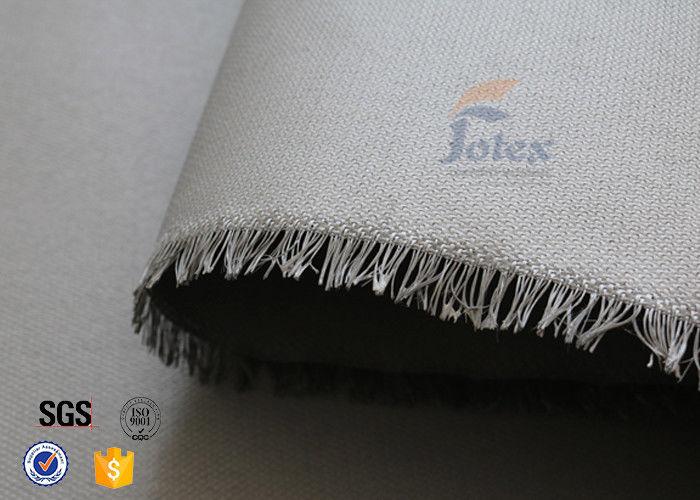 0 45mm Pu Coated Fiberglass Fabric Cloth For Welding