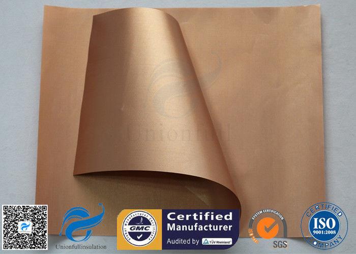 Easy Clean Non Stick Silicone Baking Mat Food Grade Copper
