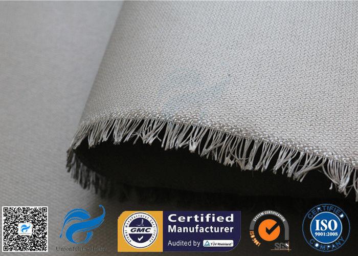 0 45mm PU Coated Fiberglass Fabric Cloth For Welding Spatter