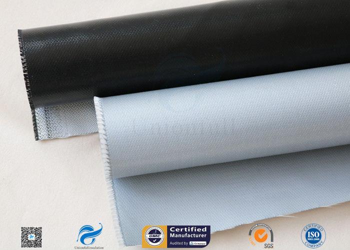 15 6oz Black Silicone Coated Glass Cloth 0 5mm Engine Heat