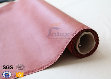 China Fireproof Insulation Fiberglass Fire Blanket Silica Cloth 50 Yards / Roll factory