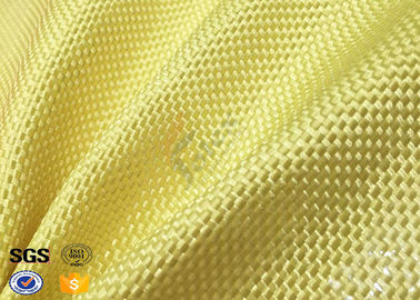 China Comfort Kevlar Aramid Fabric for Bullet  Proof Tent 1000D x 1000D 270gsm factory