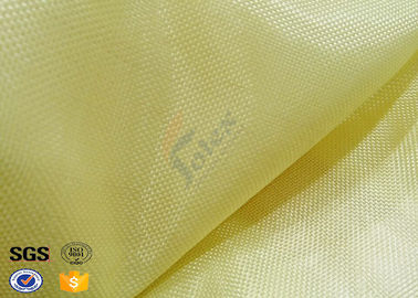 China Industrial Workwear Metal Kevlar Woven Fabric 250GSM Flame Retardant factory