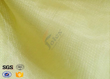 China 225gsm 100cm Bulletproof Vest Kevlar Aramid Fabric for Protection distributor