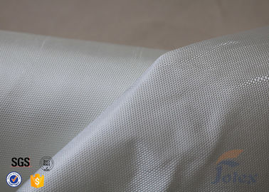 China Clear White Surfboard Fiberglass Fabric / 4oz Transparent Glass Fiber Cloth factory