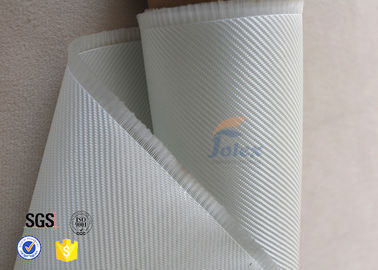 China 6oz 0.2mm Twill Weave E Glass Surfboard Boat Fiber Glass Cloth Fireproof factory