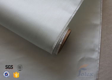 China 430gsm 0.4mm Satin Weave Fiberglass Fabric / 3732 Fiber Glass Cloth factory