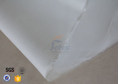 China White Silicone Coated Fiberglass Fabric For Kitchen Emergency Fire Blanket factory