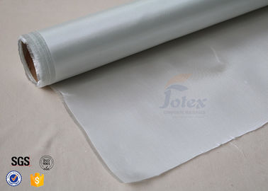 China E - Glass 6 oz Plain Weave Surfboard Fiberglass Cloth For Yacht Boat Repair factory