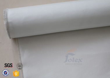 "China 39"" Fiberglass Fabric Plain Weave E Glass Fiber Cloth Heat Resistant factory"