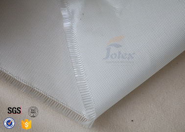 China 195g 0.2mm Nonflammable E - glass Fiberglass Fabric High Tensile Strength factory