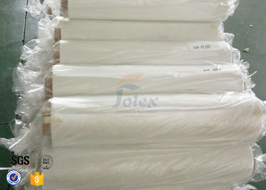 China 6522 0.12mm Plain Boat Building Fiberglass Fabric 120gsm Fiber Glass Cloth factory